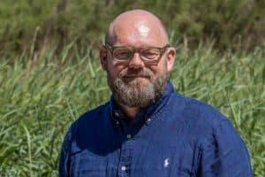 Det bliver Chris Kroer Jensen der bliver ny projektleder for WestWind24, Han sidder samtidig også i bestyrelsen for Naturkraft. Foto venligst udlånt af Naturkraft