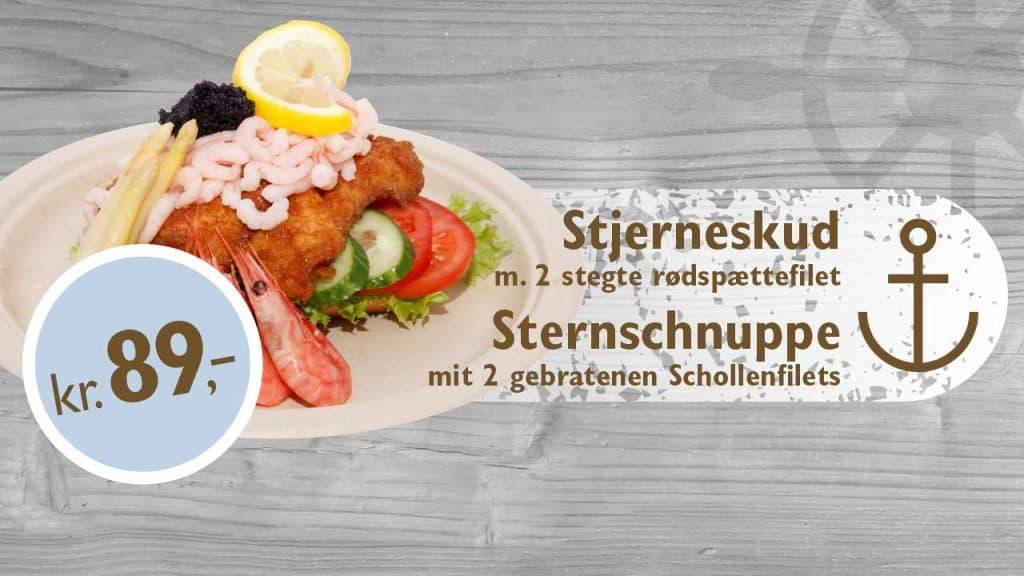 Nordsø Fisk Hvide Sande - Stjerneskud tilbud februar 2019