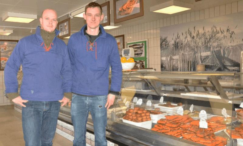 Fiskeforretning Hvide Sande