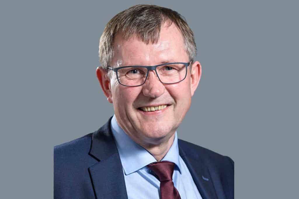 Mød borgmester Hans Østergaard ved Borgerforeningens generalforsamling