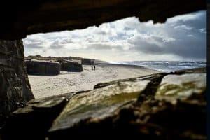 Oplev Luftwaffes bunker i Houvig