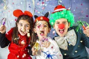 SPAR NORD holder Fastelavnsfest på Lørdag