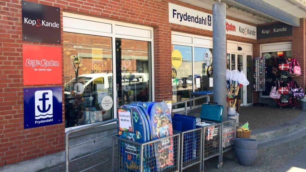 Kop & Kande bliver den nye Collect Shop for PostNord