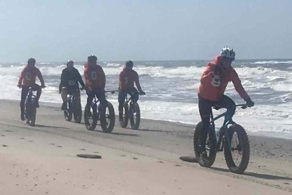 Kr. Himmelfartsløb - Fatbike Beach Race 2019