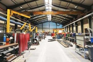 Hvide Sande Shipyard har købt større maskinværksted