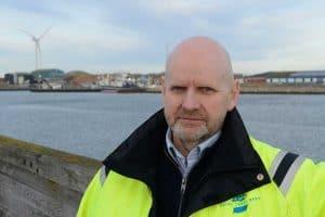 Henning Yde fejrer jubilæum på Havnen