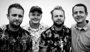 Fiskeauktions-Release-Tour med The Grandfætters