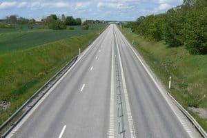 Trakfik-plan indeholder 2+1 vejen