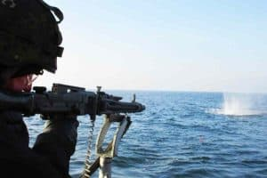 Marinehjemmeværsflotille 126 fejrer 126 år