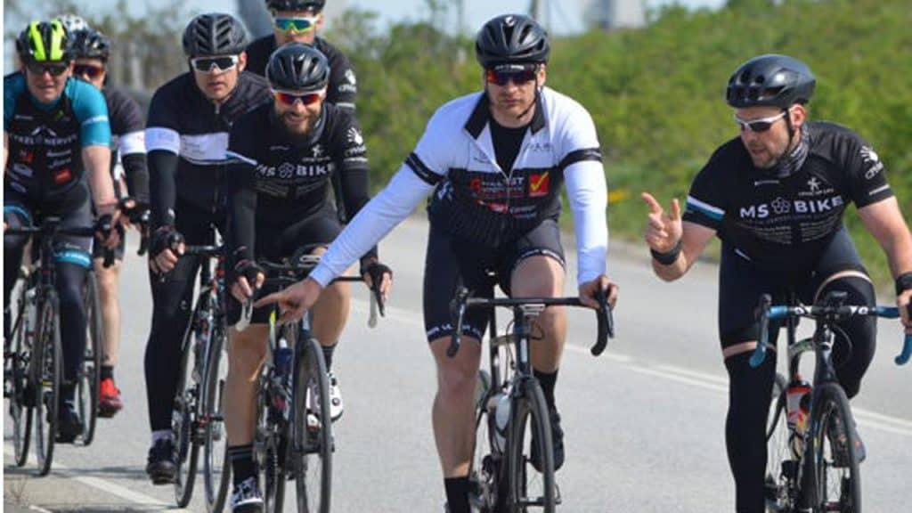Aarhusianske ultra cykelrytter måtte opgive 10 ture rundt Fjorden