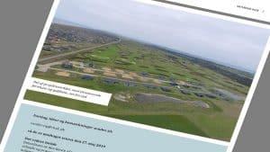 Kommunen ønsker forslag og idéer til planlægningen af Lalandia Søndervig