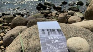 Ny »Ta' på tur-folder« med 423 guidede ture
