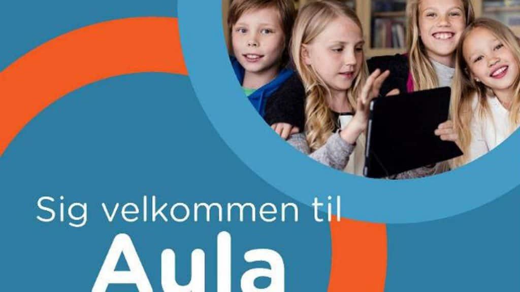 Kommunikationsplatform Aula i skolerne