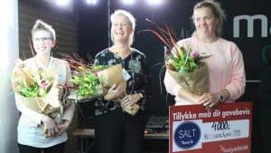 Nominerede til titlen som Årets Lokale Erhvervskvinde