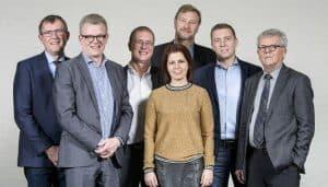 Erhvervs- og vækstudvalget i Ringkøbing Skjern kommune er taget på studietur til Belgien