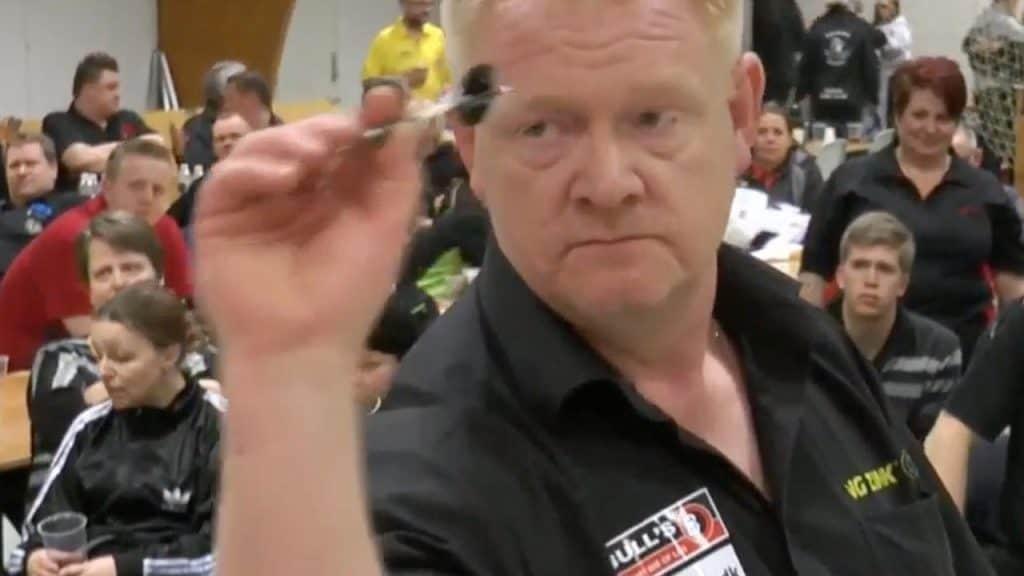 Hvide Sande Open 2019 - dartspiller og nuværende Danmarks mester Per Laursen deltager i weekendens konkurrence