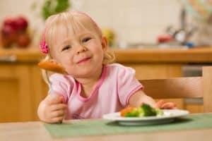 Fed fisk er sundt for børn