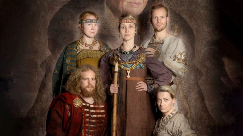 DR og musikskolen præsenterer vikingekoncert i Ringkøbing - Foto Jim Lyngvild/DR