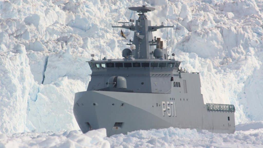 Maritim Viden inviterer til foredrag om Søværnet med særlig fokus på opgaveløsning i Arktis