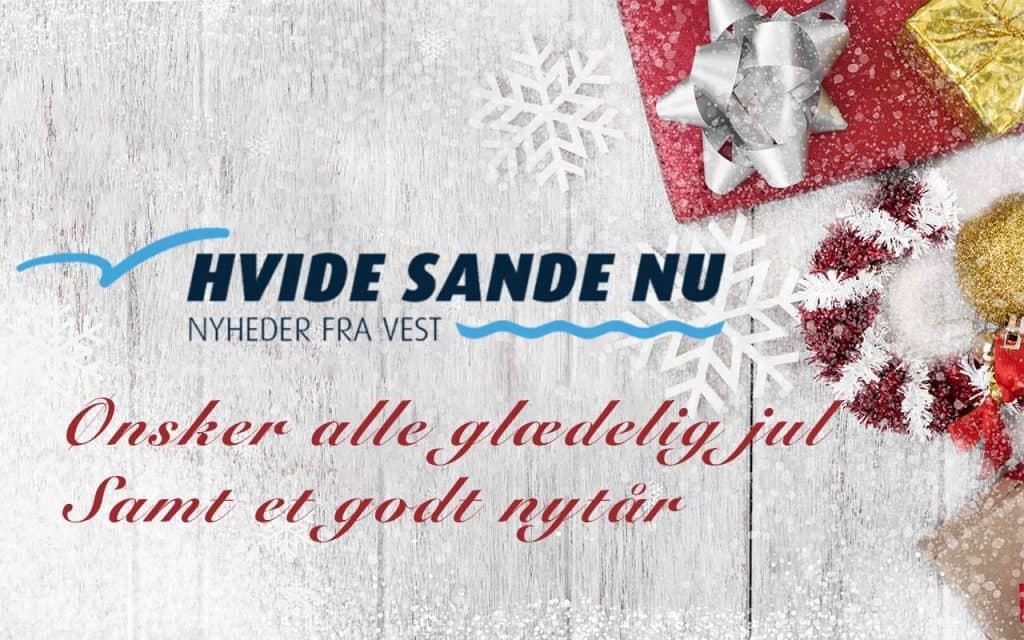 HvideSande.nu ønsker alle en god jul og et godt nytår