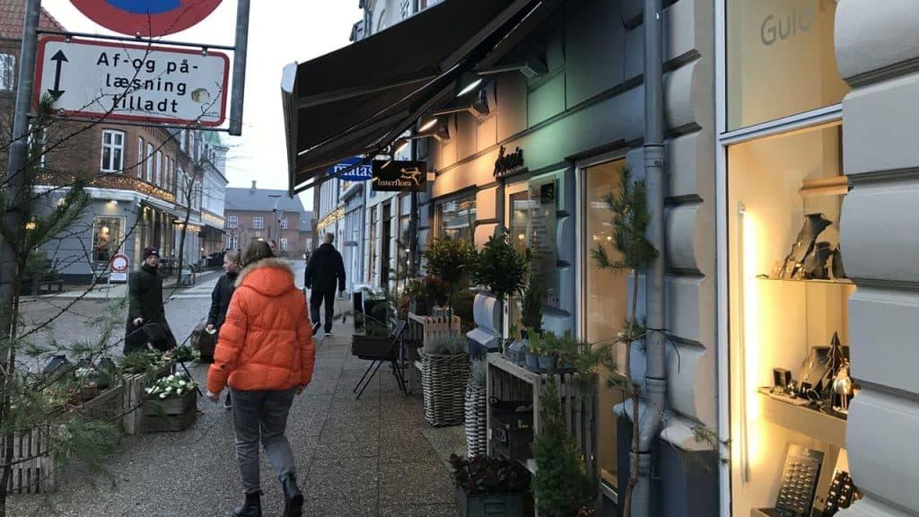 Handel i butikkerne foretrækkes fortsat af et flertal i kommunen