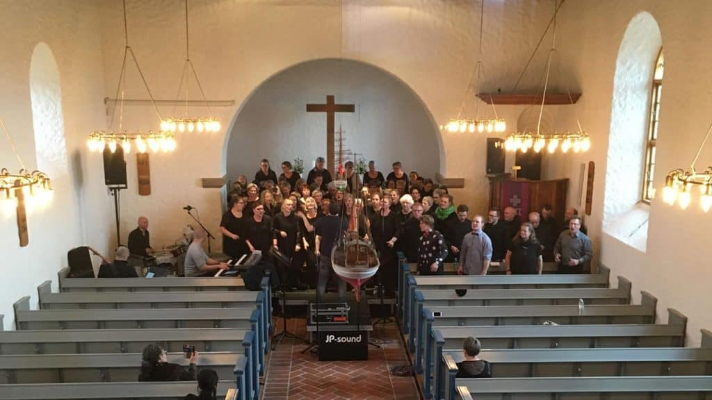 Gospelfestival i Helligåndskriken