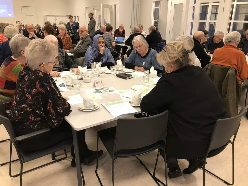 Seniormøde i Ringkøbing skjern Kommune