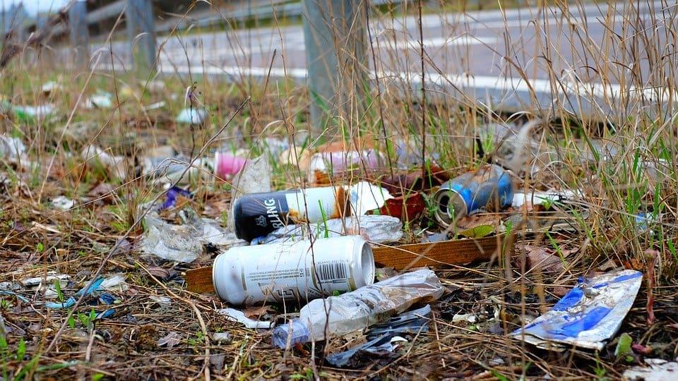 Lokale opfordre til affaldsindsamling langs klitvejen. Mødested på lørdag den 15. februar 2020 klokken 10.00 ved Genbrugspladsen