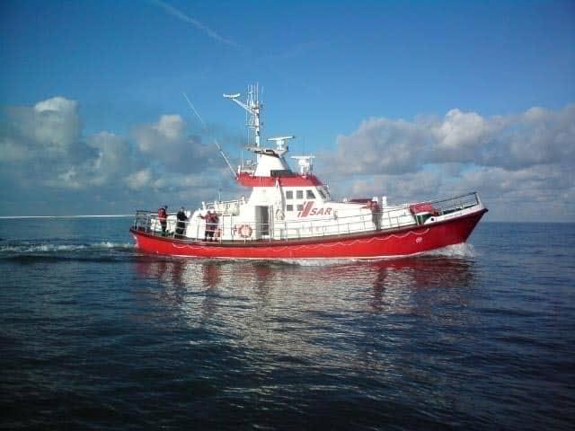 Redningsbåden »Emilie Robin« tager lige 5 år mere