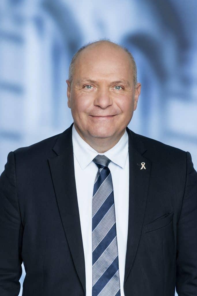 MEP Søren Gade (V)