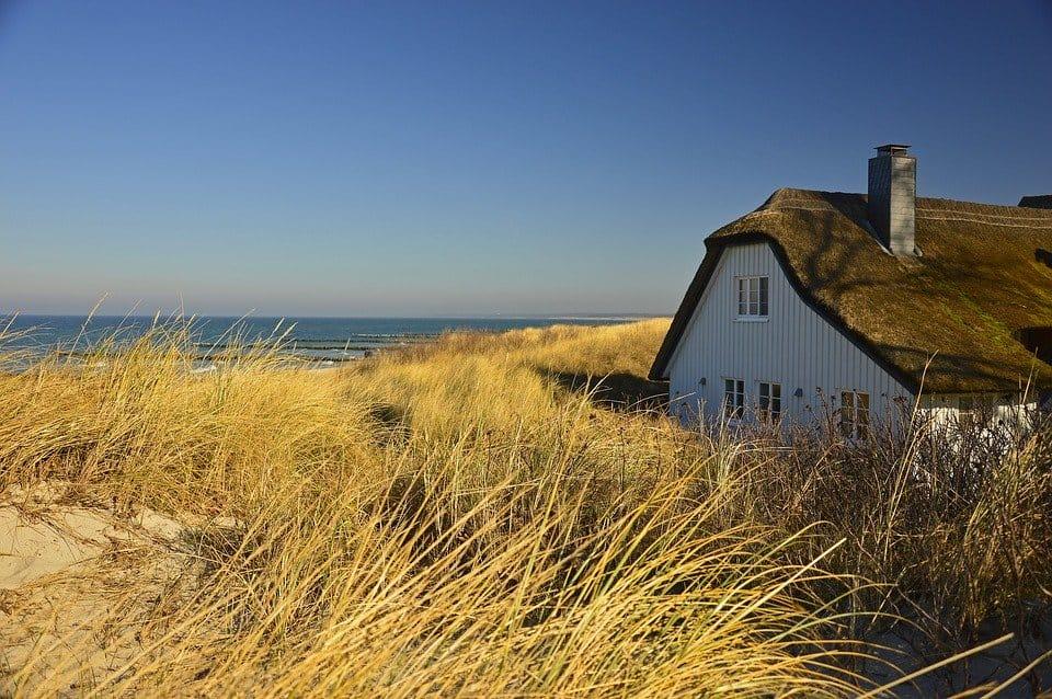 en milliard korner skal kystsikre vestkysten