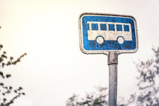 skolebusserne kører i garage i kommunen
