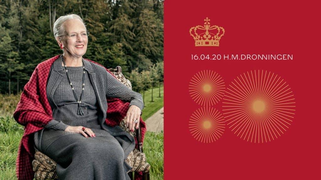 Send en personlig hilsen til H.M.Dronningen