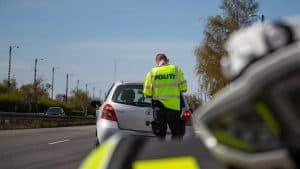 Fartkontrollen i sidste uge får Politiet til at ryste på hovedet