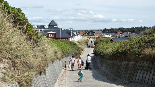 Udviklingsplaner for Hvide Sande og Søndervig ligger klar