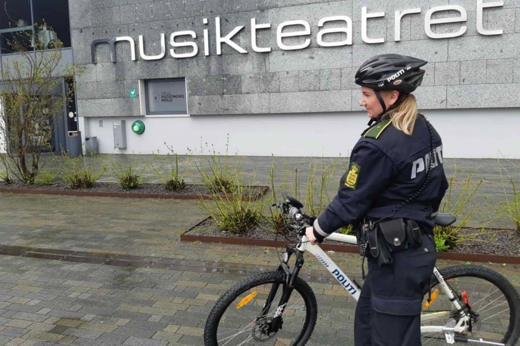 Politiet sender endnu flere patruljer på gaden fredag til søndag