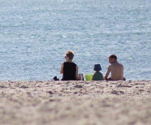 natur strand