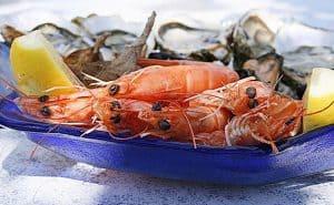 Hvis danskerne spiser flere fisk og skaldyr, vil det også gavne samfundsøkonomien