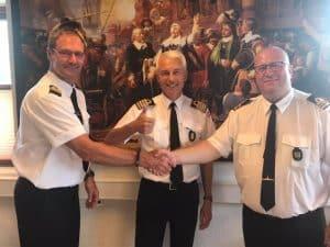 Marinehjemmeværnets Flotillechef Michael Harmark har valgt at træde tilbage