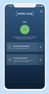 Husk - Jo flere, der bruger appen, desto flere smittekæder kan vi bremse.
