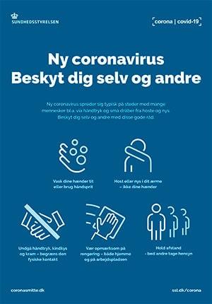 Corona: Lokal læge opfordre til ekstra påpasselighed med afstand og håndhygiejne