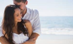 Dating på stranden