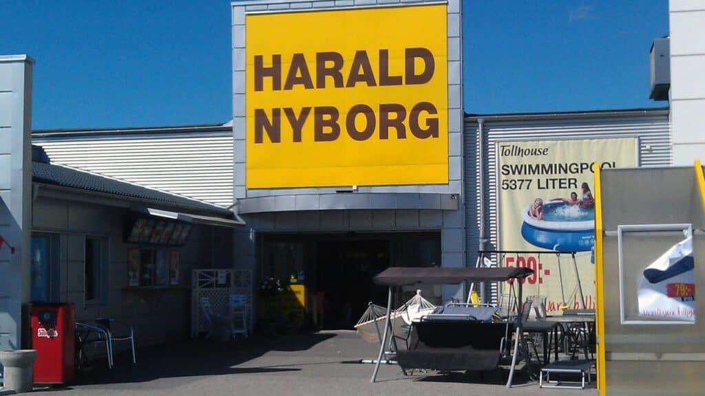 Harald Nyborg kommer til Skjern
