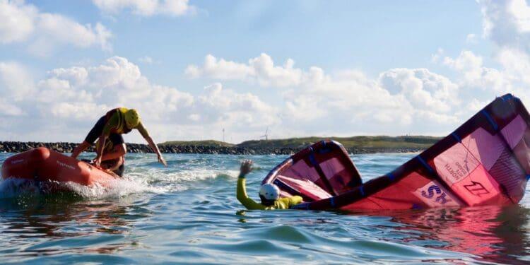 De danske livreddere tager livtag med Vesterhavet og området omkring Sydstranden i Hvide Sande
