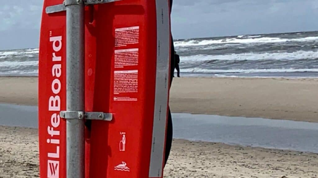 Lifeboard TM skal bidrage til øget badesikkerhed i sensommeren