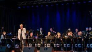 Ringkøbing Big Band slutter sommerkoncerterne på Torvet