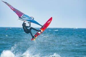 Weekendens WATERZ NoerStick Windsurfing Race er AFLYST