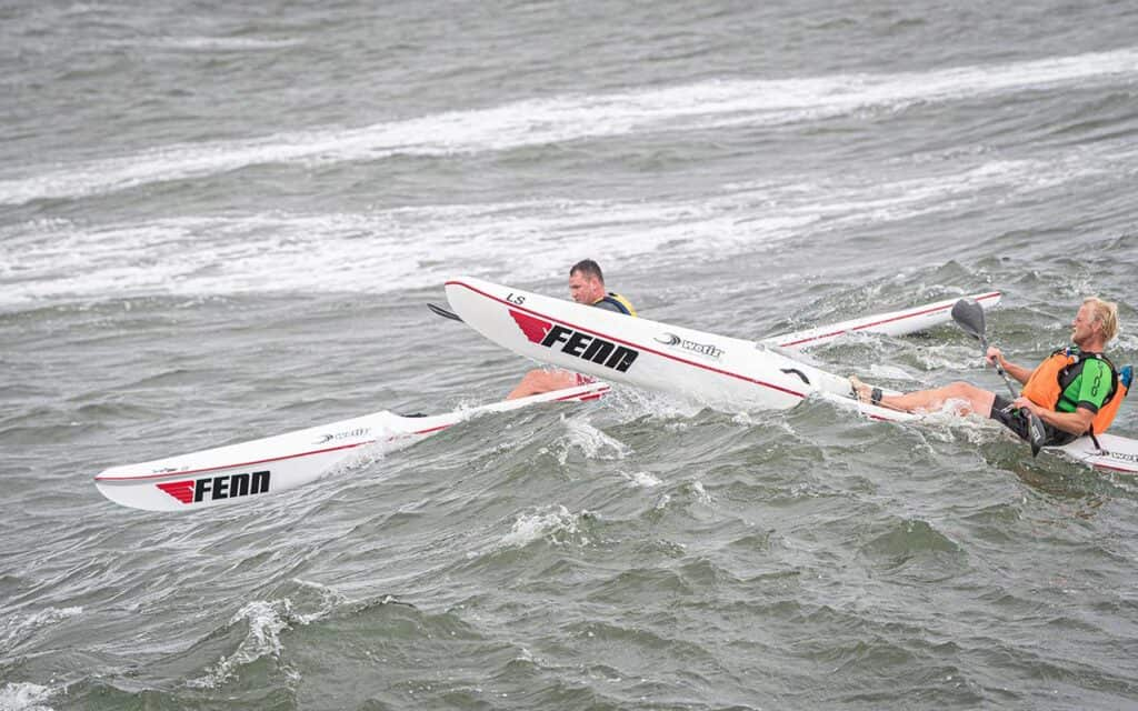 Extrem-race for Livreddere blev succes på WATERZ - Foto : Brian Engblad