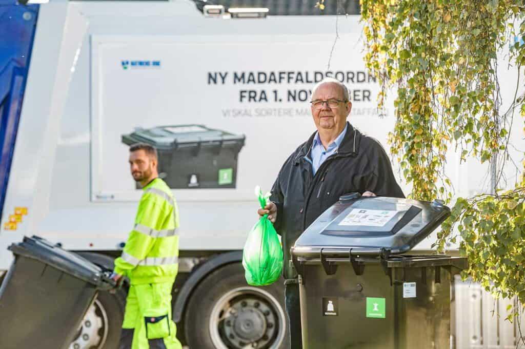 Hold øje med din affaldsspand: Nu skal vi til at sortere madaffaldet fra