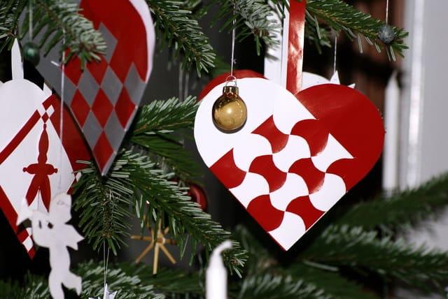 Hvordan kan vi være sammen i julen foto: julehygge - wikipedia